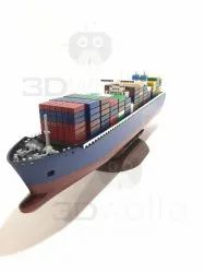 End Product Miniature Ship Model Making Services in Pan India