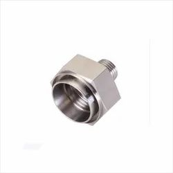 Ss 304/316 34hex CNC Precision Milling Part