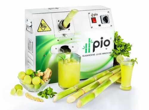 Commercial Sugarcane Juice Machine, Warranty: 1 Year, Capacity: 300 Glasses Per Hour