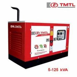 1 Phase Eicher Engines 12.5 kVA Prime Air Cooled Diesel Generator