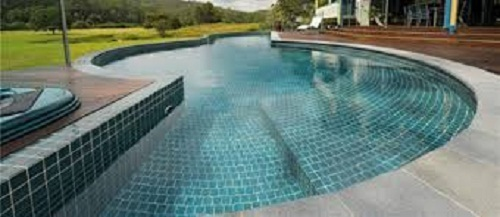 Concrete Pool - Stoned Swimming Pools Manufacturer from Navi Mumbai