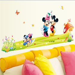 Baby PVC Sticker Sheet Vinyl Wall Stickers For Kids Pack Size 150220 CM Rs 92 Piece