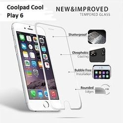 Glass for Coolpad Cool Play 6