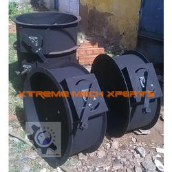 Butterfly Dampers