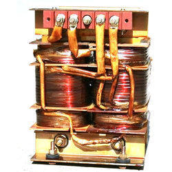 Single Phase Inverter Transformer, Power: 5000 VA