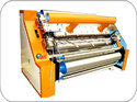 LUM-A Fingerless Single Face Corrugated Machine