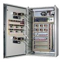 Cast Iron Single Phase Electrical Control Panel, For Power Distribution, Ip Rating: Ip33