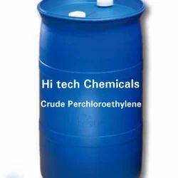 Crude Perchloroethylene