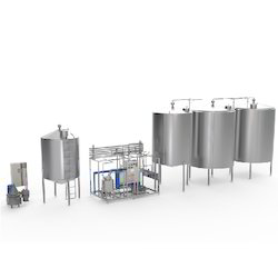 Tender Coconut Water Processing Plant