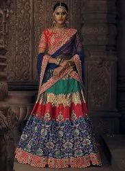Exclusive Banarasi Bridal Lehenga Choli