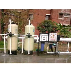 Fully Automatic Stainless Steel Water Purifier System, 3000 L