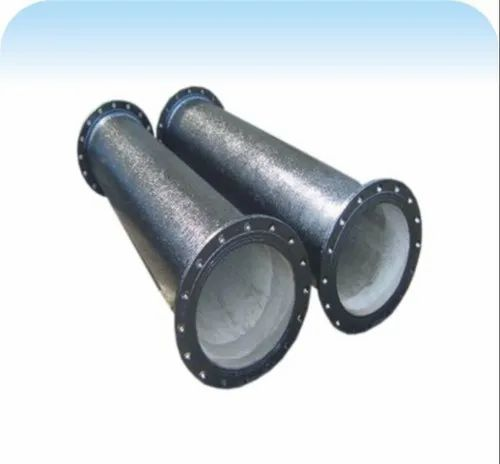Round Ductile Iron Double Flange Pipe