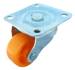 Puff Wheel Castor