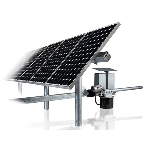 Solar Single Axis Tracking Systems At Rs 100000 Piece