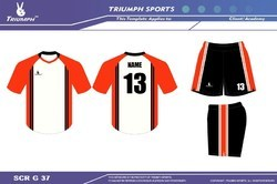 Custom Jersey with shorts