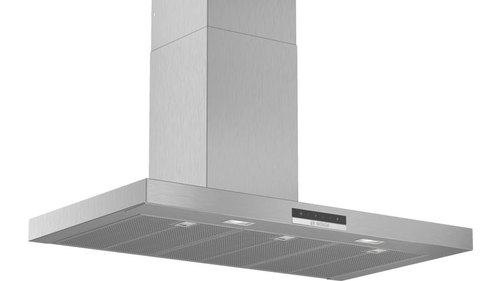 Bosch 90 cm 750 CMH Wall Mounted Kitchen Chimney, (DWB97DM50B)