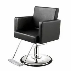 Black Salon Chair