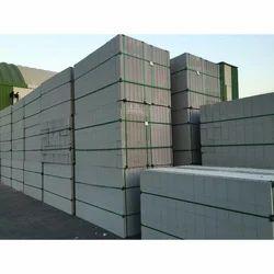 Rectangular Rcc AAC Blocks, For Side Walls, Density Kg Per Cube M: 650