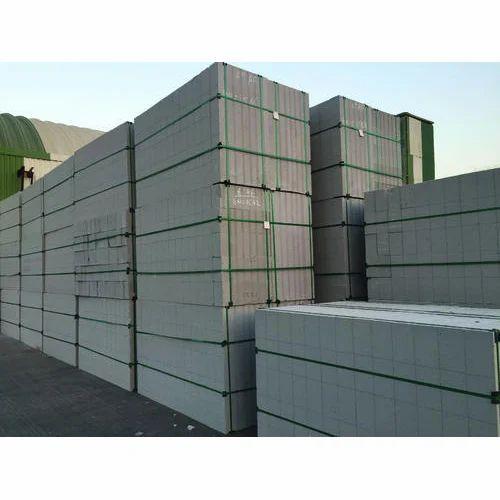 Rectangular Rcc AAC Blocks, For Side Walls