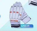 Velcro Polyester Super Elite Cricket Batting Gloves