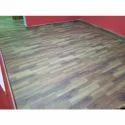 Brown Wooden Vinyl Flooring