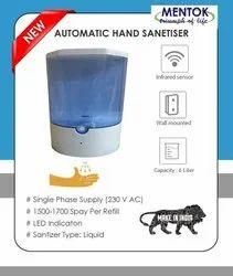 Automatic Sensor Touchless Hand Sanitizer Dispenser