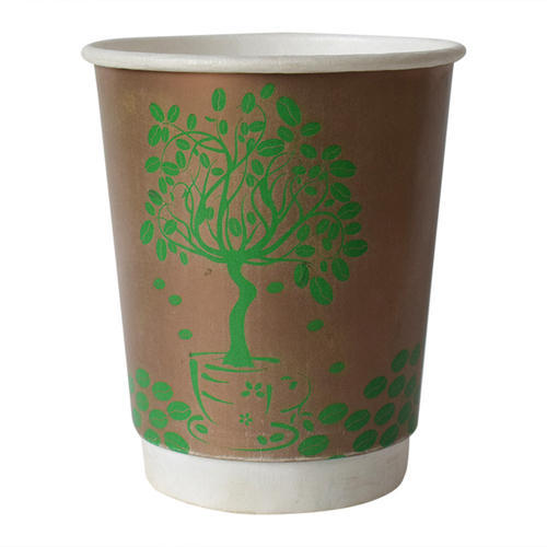 Disposable Coffee Paper Cup - Doble wall cup 250 ml