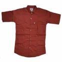 Mens Plain Readymade Casual Shirt