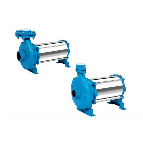 3 hp Three Phase V9 Open Well Pump, Maximum Discharge Flow: 100 - 500 lpm