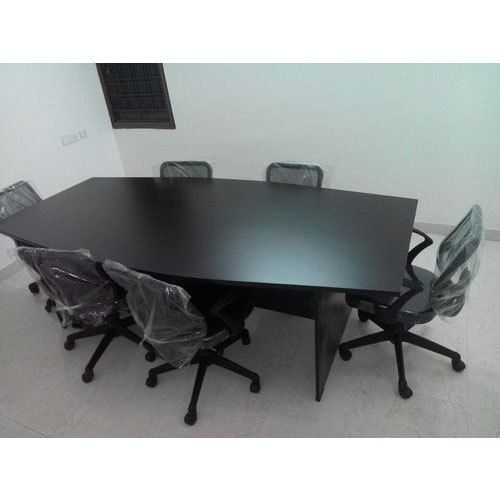 Wooden Oval Conference Room Table Rs Square Feet D Craftor - Oval conference room table