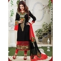 Party Wear Ladies Designer Embroidered Suit