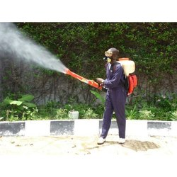 Outdoor Pest Control Service