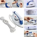 Plastic Travel Iron Foldable Compact Flat Steam Iron-Travel-Iron