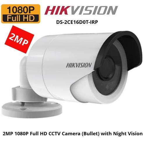 Hikvision 2 Mp Full Hd Bullet Camera For Outdoor Use Rs