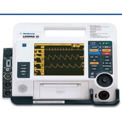 Lifepak 12 Biphasic Defibrillator