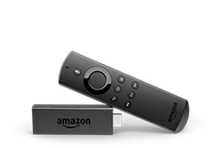 Amazon Fire TV Stick with Voice Remote For Streaming Media Content