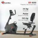 BR-600 Magnetic Recumbent Bike