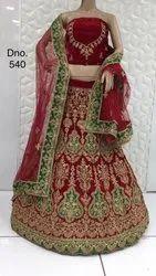 Traditional Bridal Wear Lehenga Choli