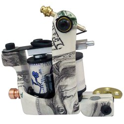 10 Wraps Coil Tattoo Machine