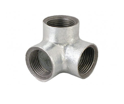 Malleable Pipe Fittings, for Pneumatic Connections