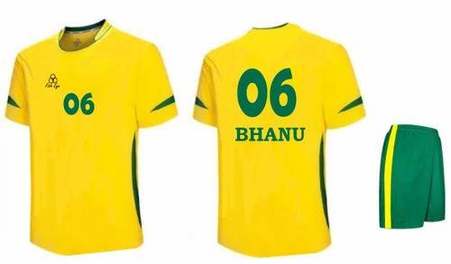 7c13b12cb Football Jersey - Football Jersey Kit Manufacturer from Delhi