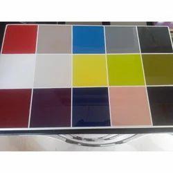 Acrylic Polymer Shutter