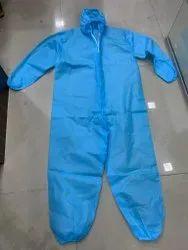 Medical Blue Safety PPE Kit