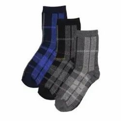Boys Cotton Socks, Packaging Type: Packet, Size: S-XL