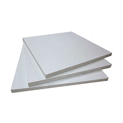 Popular 8 feet Grey Bison Panel Board, Thickness: 4 - 40mm