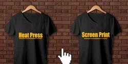 Hosiery T-Shirt Printing Services