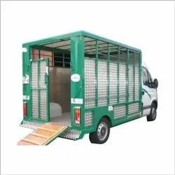 Animal Catcher Vehicle