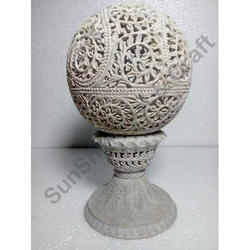 Carved Showpiece Ball