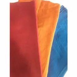 Mix Color 1-4 Cut Plain Cotton Fabrics, Size: 1-4 Cut, for Dress