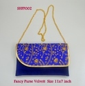 Fancy Purse Velvett